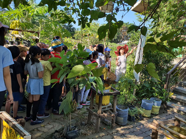 AgriScience Tour at Kalipayan Farm and Restaurant with Grade 3 Students of Raya School