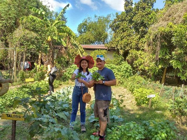 Kalipayan Farm and Restaurant Tour with De Belen Family